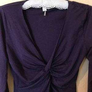 bobi Tops - BOBI MEDIUM BLOUSE GORGEOUS V NECK LONG SLEEVE